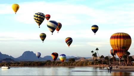 Shop Lake Havasu -Lake Havasu Annual Balloon Festival