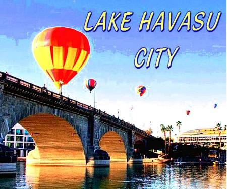 Shop Lake Havasu - LAKE HAVASU POSTCARD