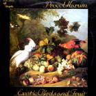 Vintage Record Album Covers - Procol Harum - Exotic Birds and Fruits